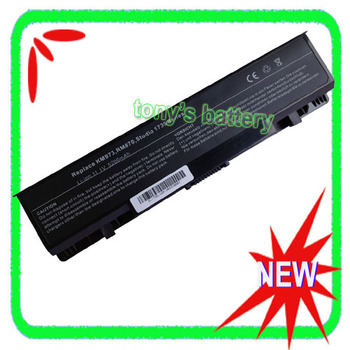 5200 mAh Laptop Pil Dell Studio 17 1735 1736 1737 RM791 RM870 RM868 MT342 KM973 KM978